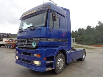 Mercedes Benz MB 1853 ACTROS (4X2) MEGASPACE - tractor unit
