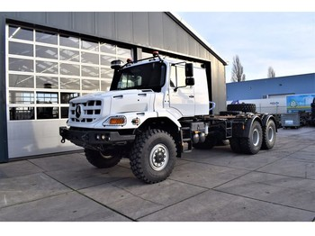 Mercedes-Benz ZETROS 4042 AS TRACTOR HEAD LHD - tractor unit