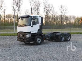 Tractor unit RENAULT C480 6x4