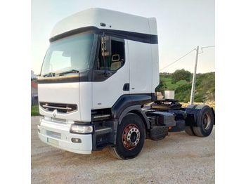 RENAULT Premium 385 left hand drive hub reduction Euro 2 - tractor unit