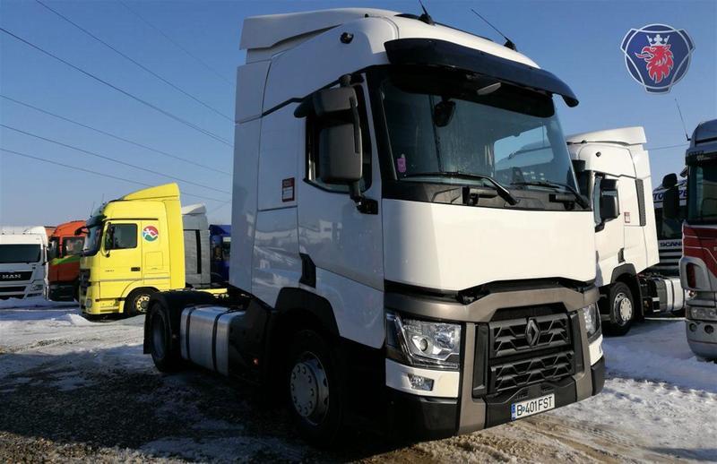 Tractor unit RENAULT Sleeper Euro 6 DPF Sleeper Euro 6 DPF - Truck1 ID:  3125740