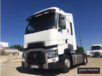 Tractor unit RENAULT T520 HIGH + VOITH RETARDER