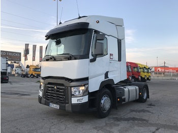 Tractor unit RENAULT T 460 Sleeper Cab + Voith Retarder