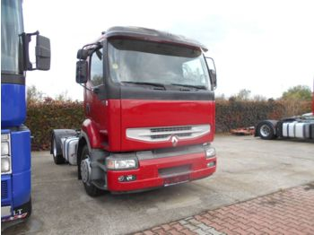 Renault 420 DCI  - tractor unit