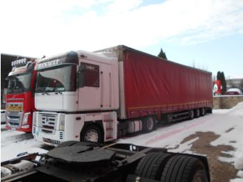 Renault 460 DXI  - tractor unit