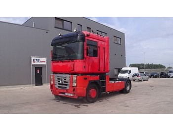 Tractor unit Renault AE 440 Magnum (MANUAL GEARBOX / BOITE MANUELLE)
