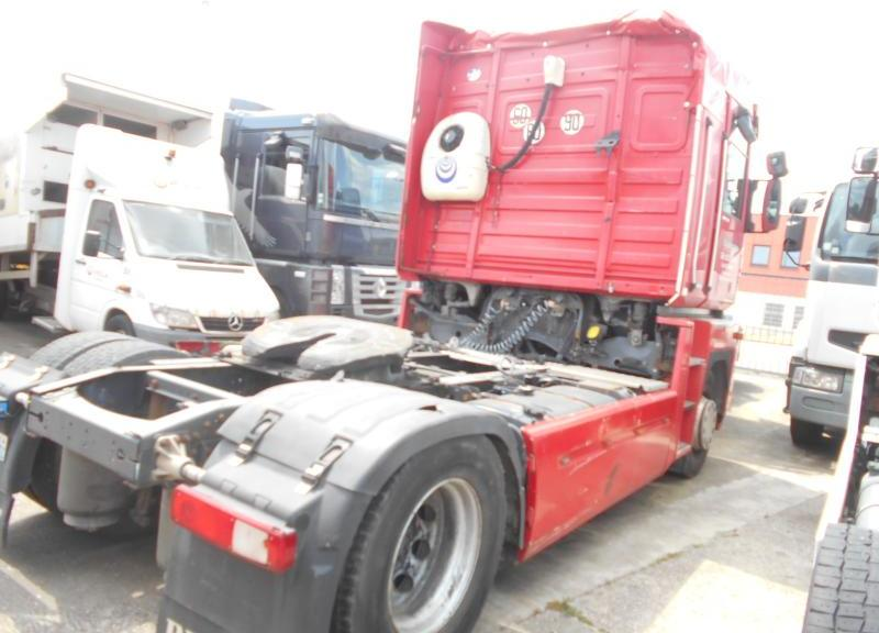 tractor unit Renault AE 460 DXI
