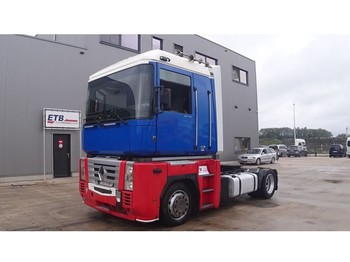 Tractor unit Renault AE 460 DXI (BOITE MANUELLE / MANUAL GEARBOX)