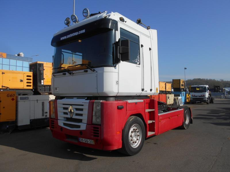 tractor unit Renault AE 480