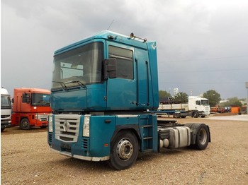 Renault AE 480 Magnum DXI (MANUAL GEARBOX / PERFECT CODITION) - tractor unit