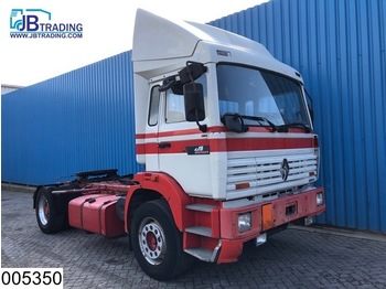 Renault G 270 Manual, Naafreductie - tractor unit