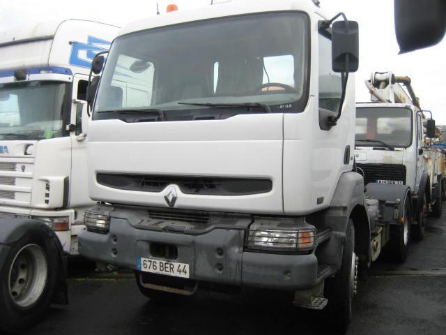 tractor unit Renault Kerax 370