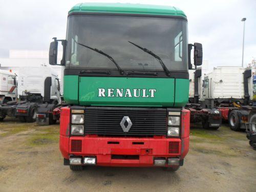 renault magnum ae420ti инструкция