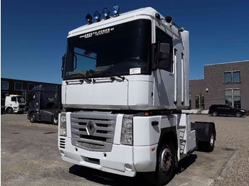 Renault Magnum 400 manual - tractor unit