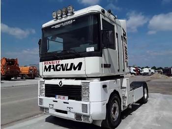 Renault Magnum 420 Renault motor - tractor unit