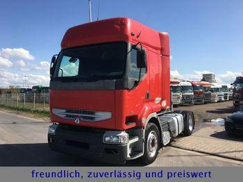 Tractor unit Renault PREMIUM 420DCI * RETARDER * KLIMA * 2XLIEGE *