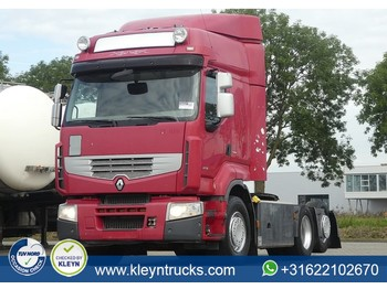 Tractor unit Renault PREMIUM 460 6x2 367tkm pto+hydr.