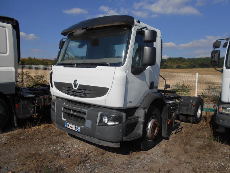tractor unit Renault Premium 370 Lander