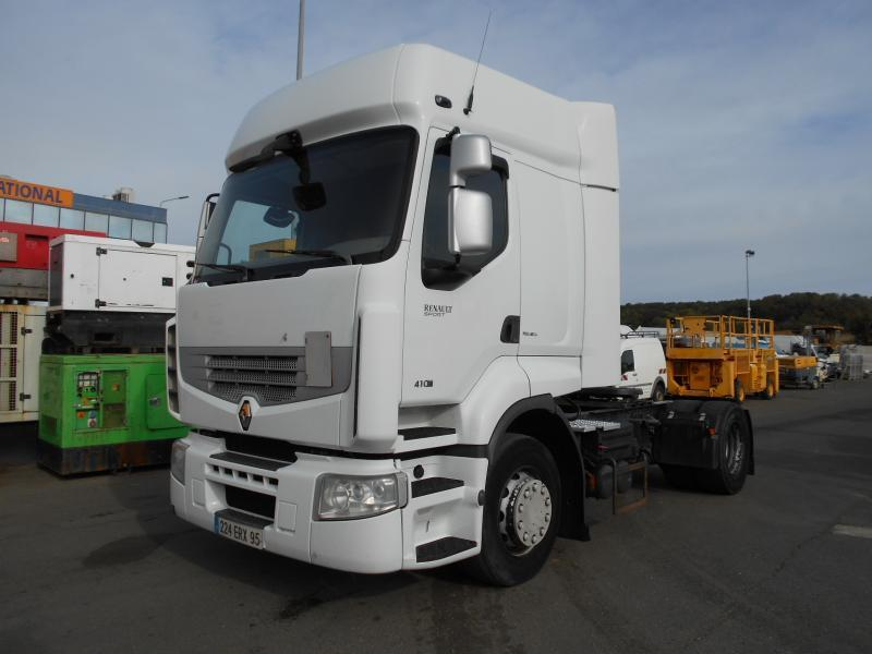 tractor unit Renault Premium 410 DXI