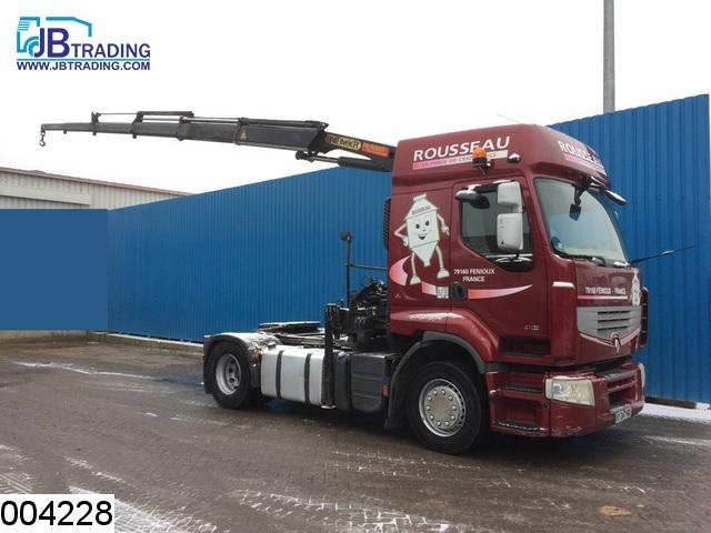 renault premium 410 dxi palfinger 16502 crane 3 x cilinder 2 x rh truck1 eu Jib Crane Liftmoore 3200 Crane Manual