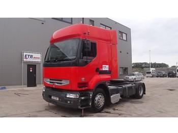 Tractor unit Renault Premium 420 dci (BOITE MANUELLE / MANUAL GEARBOX)