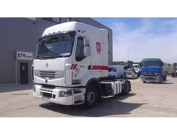 Tractor unit Renault Premium 440 DXI (MANUAL GEARBOX / BOITE MANUELLE)