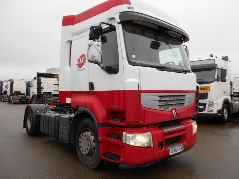 tractor unit Renault Premium 450 DXI