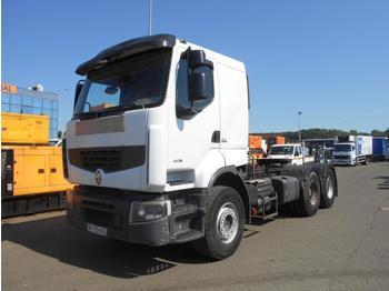 Tractor unit Renault Premium Lander 460 DXI