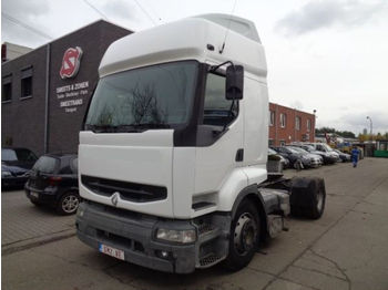 Tractor unit Renault Renault PREMIUM 400 manual pump