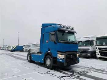 Renault T460 Hidraulika,is Vokietijos, double sleeper  - tractor unit