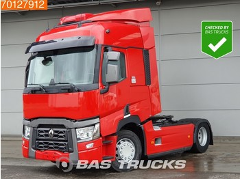 Tractor unit Renault T480 4X2 Standklima Sleep Euro 6