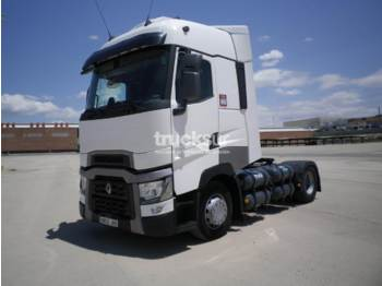 Tractor unit Renault T520 HIGH SLEEPER CAB