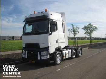 Tractor unit Renault T HIGH 480 T6X2 PUSHER EURO6