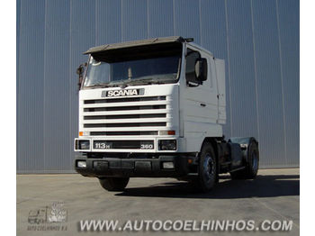 Tractor unit SCANIA 113H 360 tractor unit: picture 1