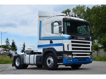 SCANIA 124L 400 1999 Retarder / Hydraulic - tractor unit