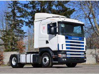 SCANIA 124L 420 2000 RET - شاحنة جرار