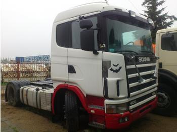 SCANIA 124 L - شاحنة جرار