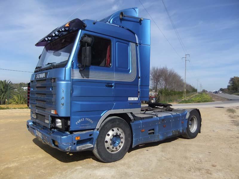 Scania 143 M 400 | Suzuki Cars