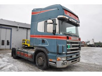 Tractor unit SCANIA 144 460