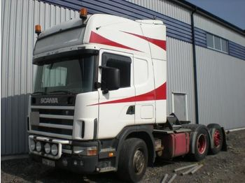 Tractor unit SCANIA 144 530