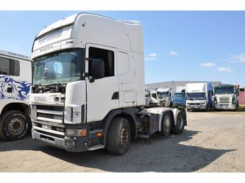 Tractor unit SCANIA 164 480 6X2