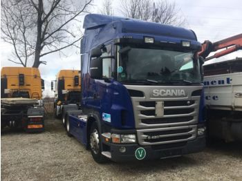 SCANIA G420 - tractor unit
