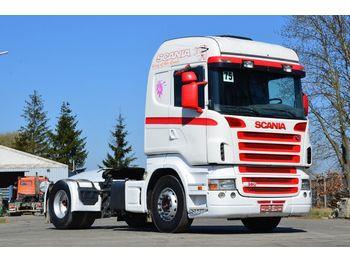 SCANIA R380 2005 AC - شاحنة جرار