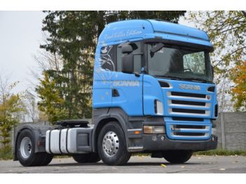 SCANIA R380 Highline 2004 AC/RET - tractor unit