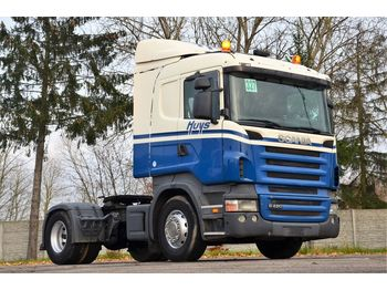SCANIA R400 2009 - شاحنة جرار