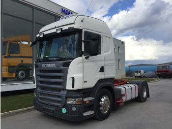 Tractor unit SCANIA R400 EURO5 INTARDER