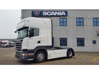 SCANIA R410 - tractor unit