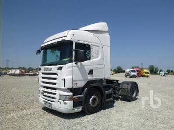 SCANIA R420 4x2 - tractor unit