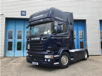 Tractor unit SCANIA R450: picture 1