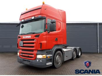 SCANIA R500 - tractor unit
